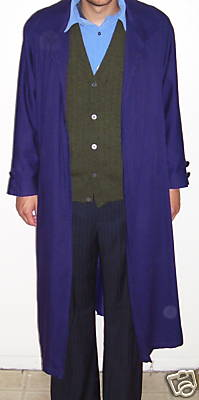 Joker Pants Vest Shirt and Coat