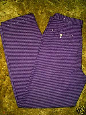 Joker Purple Pants
