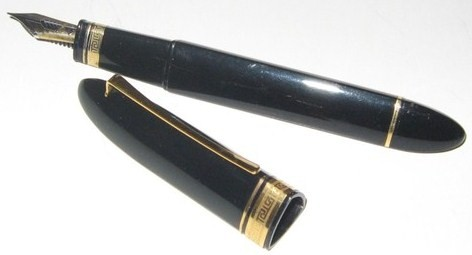 Large Omas 360 Tri-Sided Deco Pen