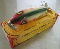 Luhr Jensen South Bend Bait NFLCC 2002 Surf Oreno Lure