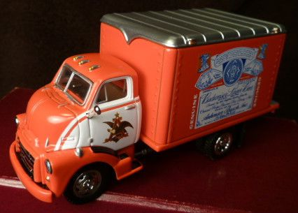 Matchbox Collectible 1948 Budweiser GMC Delivery Truck
