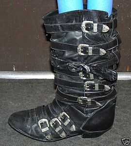 Michael Jackson Bad Costume Halloween Boots