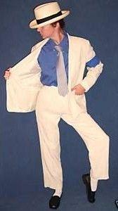 Michael Jackson Costume Clothes Smooth Criminal Jacket