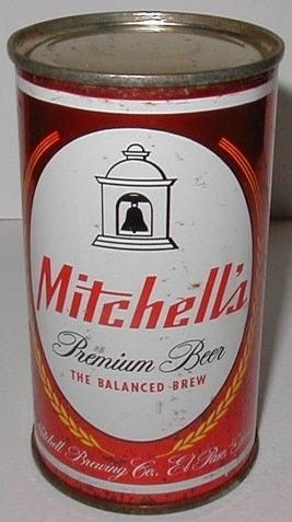 Mitchell's Brewing Co Flat Top/El Paso, Texas