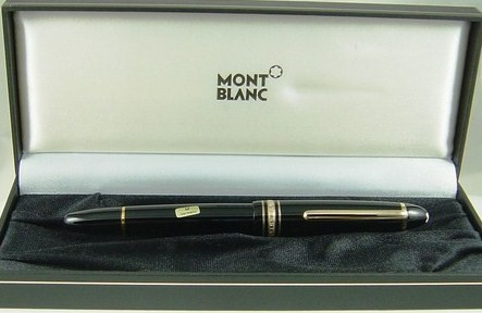 Montblanc Meisterstuck 146 LeGrand Piston Fountain Pen