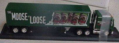 Matchbox Collectible Beer Truck Die Cast Moosehead