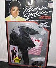 Michael Jackson 1984 Billie Jean Doll Clothes