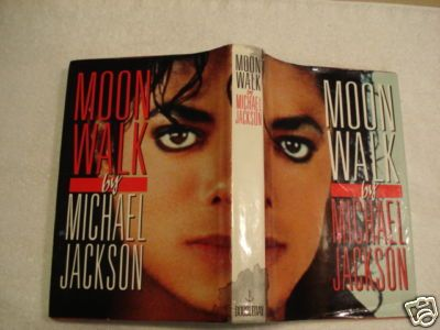 Michael Jackson autobiography Moon Walk Open