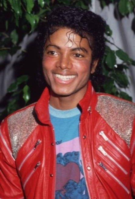 Michael Jackson Beat It Outfit Face Close Up