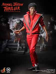 Michael Jackson Thriller Hot Toys one sixth scale 12 inch figure