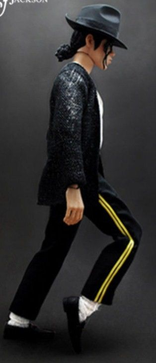 Michael Jackson figure by Hot Toys Billie Jean Outfit