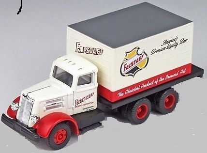 Mini Metals Fallstaff Beer Delivery Truck