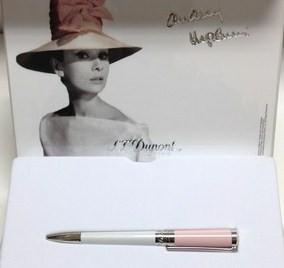 Dupont Audrey Hepburn Liberte Thematic Edition Ballpoint