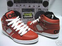 Michael Jackson Beat It Shoes by Osiris