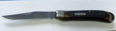 Old Timer Single Blade 1940T Pocket Knife/Folder