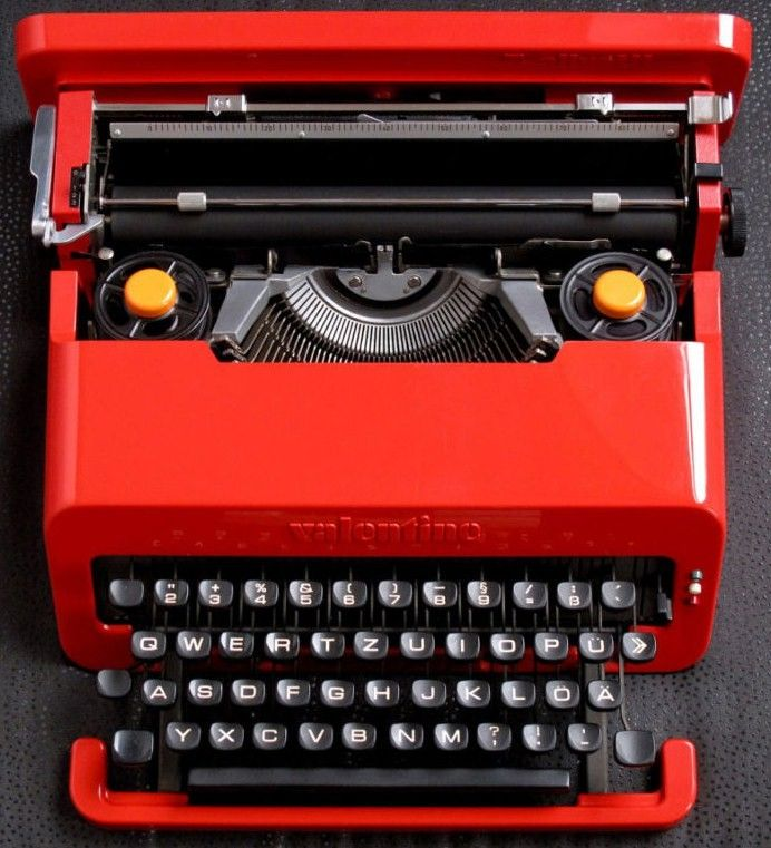 Olivetti Valentine early 1970s