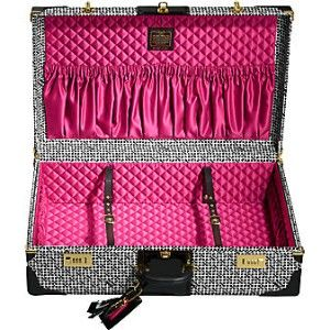 Coach Penelope OP Art Medium Suitcase Open