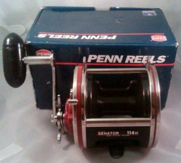 Penn 114H Special Senator Big Game Fishing Reel new in Box