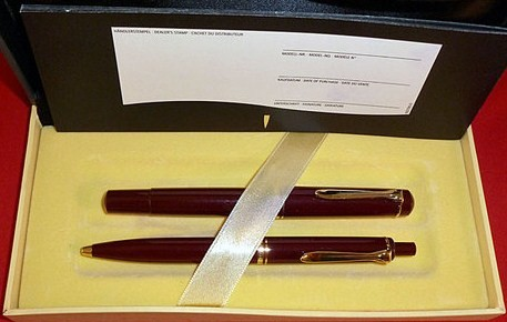 Pelikan Gift Set M250 Fountain Pen/K250 Ballpoint
