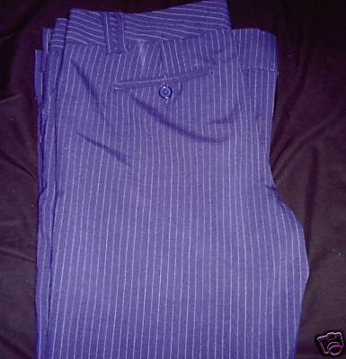 Purple Womans Pants