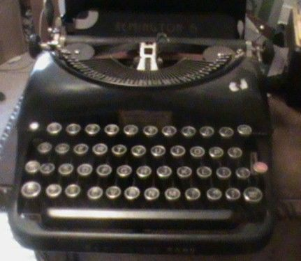 Remington 5 Typewriter