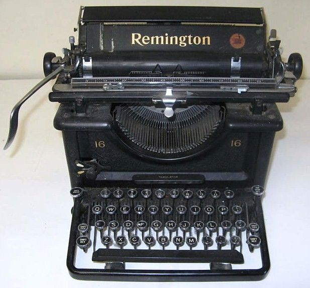 Remington Model 16 Front View