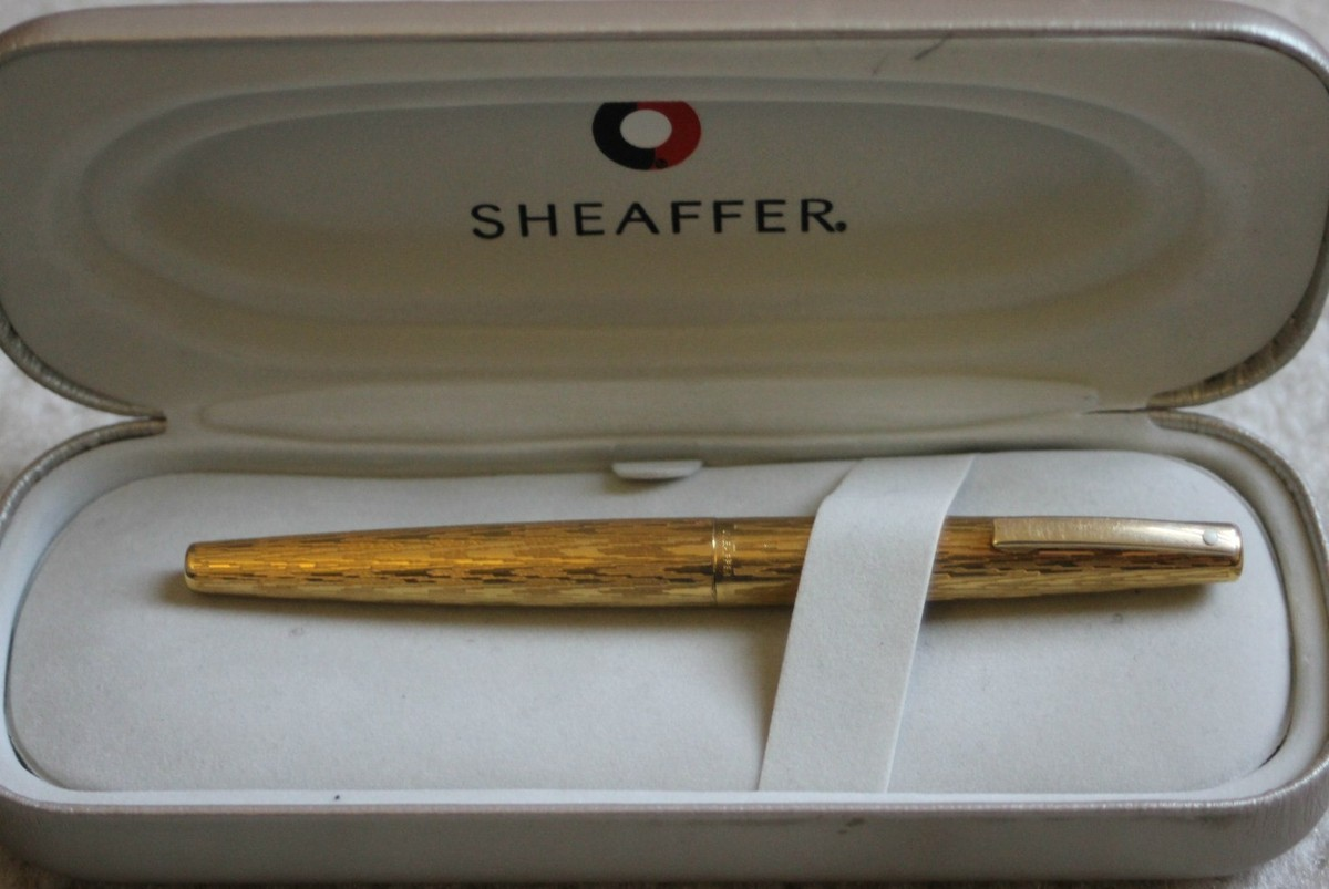 NOS Sheaffer Lady Fountain Pen 14K Nib/Made in USA