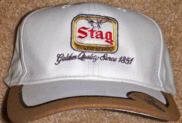 Stag Beer Hat