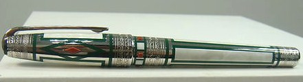 Dupont 2005 Medici Limited Edition Olympio XL Fountain PEn