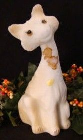 Sample Fenton Alley Cat Hand Painted Mouse w Cheese