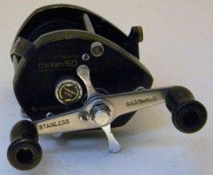 Classic Shimano Bantam 50 Fishing Reel