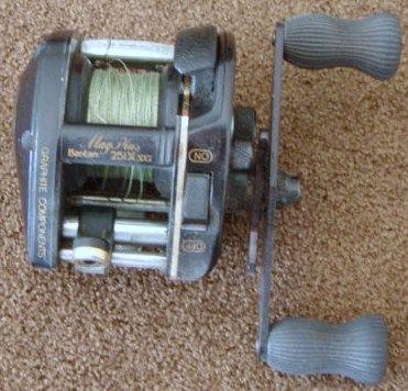 Shimano Bantam Mag-Plus 251 X SG Vintage Fishing Reel