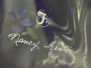 Signature of Nancy Fenton