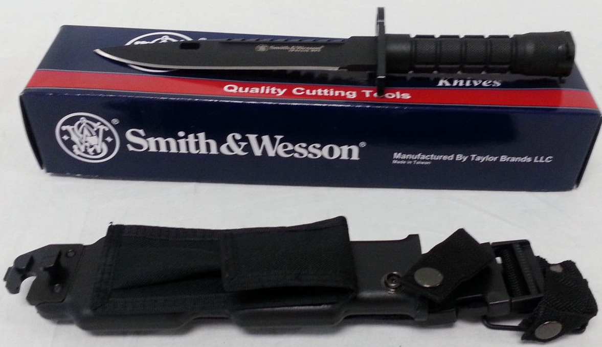 Smith & Wesson SW3B Special Ops M-9 Bayonet Special Forces