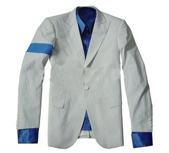 Smooth Criminal Coat, Jacket & Tie