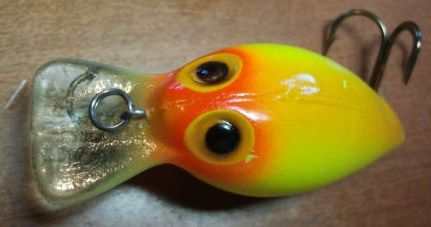 vintage storm & rapala fishing lures | old collectible bait & tackle -, Reel Combo