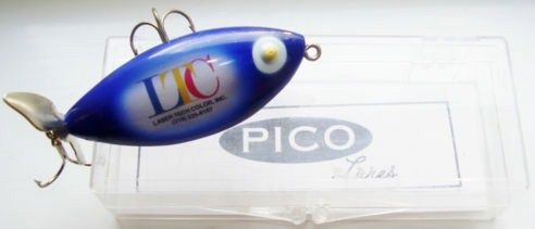 Texas Made Pico Side Shad Advertising Lure