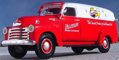 Very Rare RIP Falstaff Beer Truck 2 First Gear