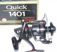 Vintage Dam Quick 1401 Reel new w/Box