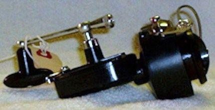 Vintage Garcia Mitchell 411 Spinning Reel Left Handed