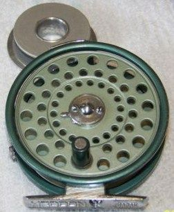 Vintage Heddon Model 310 Fly Fishing Reel