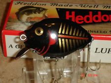 Vintage Heddon Punkinseed Spook 9630 Lure 2 inch w/Box