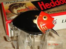 Vintage Heddon Punkinseed Spook Lure NOS in Box