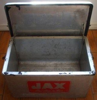 Vintage JAX Beer Cooler New Orleans Louisiana