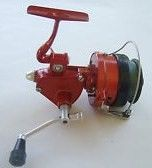 Vintage Mepps Super Meca Spinning Reel