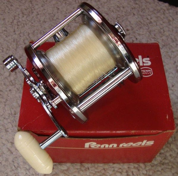 Vintage Penn 309M Fishing Reel New w/Box
