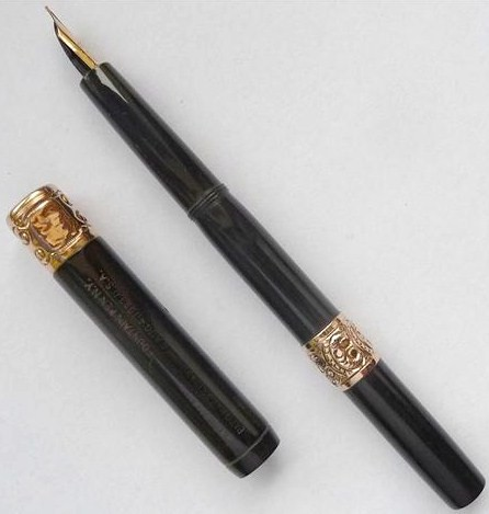 Waterman's Ideal 12 Fountain Pen BHR Eyedropper
