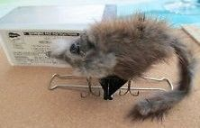 Vintage Watsons Wrats Rat Fishing Lure 8