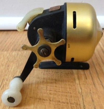 Vintage ABU-Matic 40 Garcia Closed Face Spinning Fishing Reel