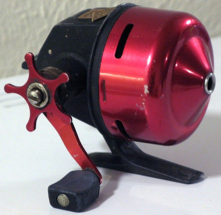 Vintage Garcia Abu-Matic 170 Closed Face Spinning Reel